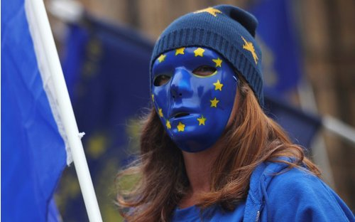 Role-playing with the European Union